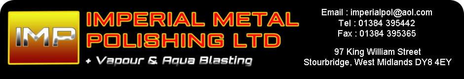 imperial metal polishing and aqua blasting-mobile